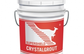 SUPERSHIELD CRYSTALGROUT