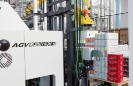 AGV - AUTOMATED GUIDED VEHICLES