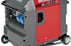 GENERATORE HONDA EU30IS